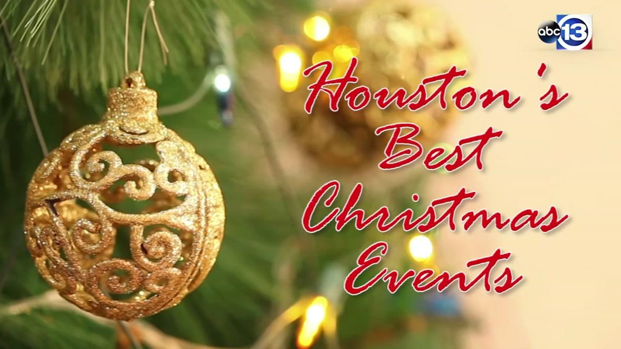 Celebrate the season with these Christmas events.