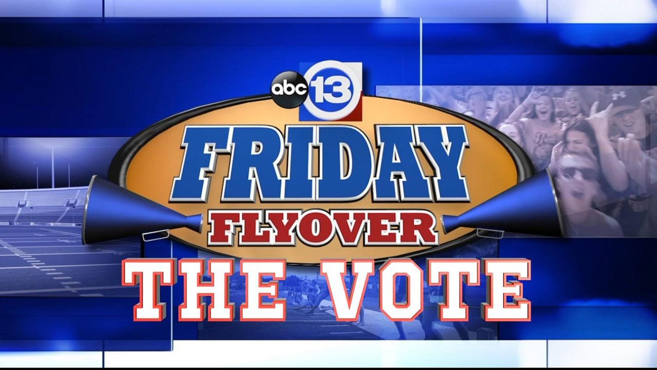VOTE NOW! Who's your favorite Friday Flyover school?