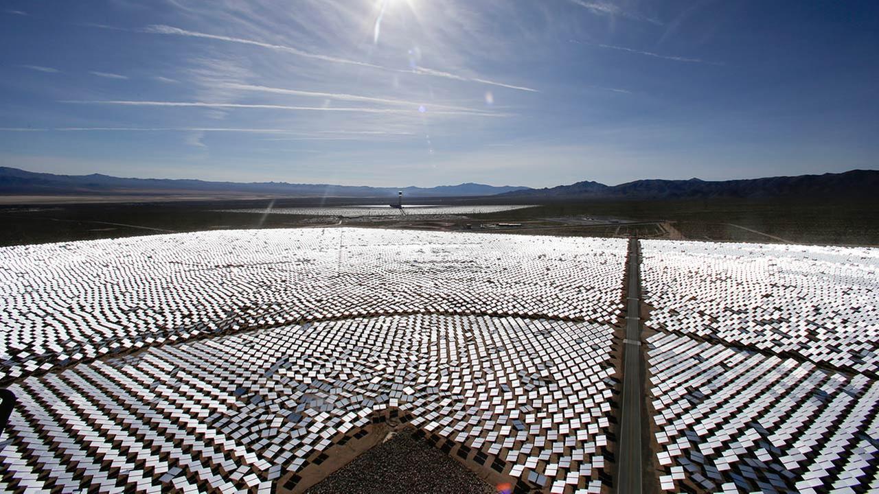 Ivanpah Solar ElectirIc Generating System
