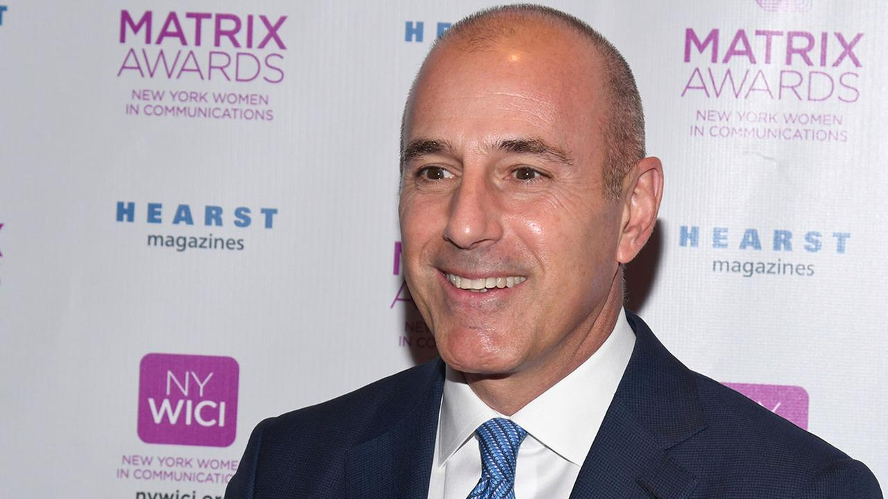 What Did the Late Night Talkers Say About Matt Lauer's Dismissal?