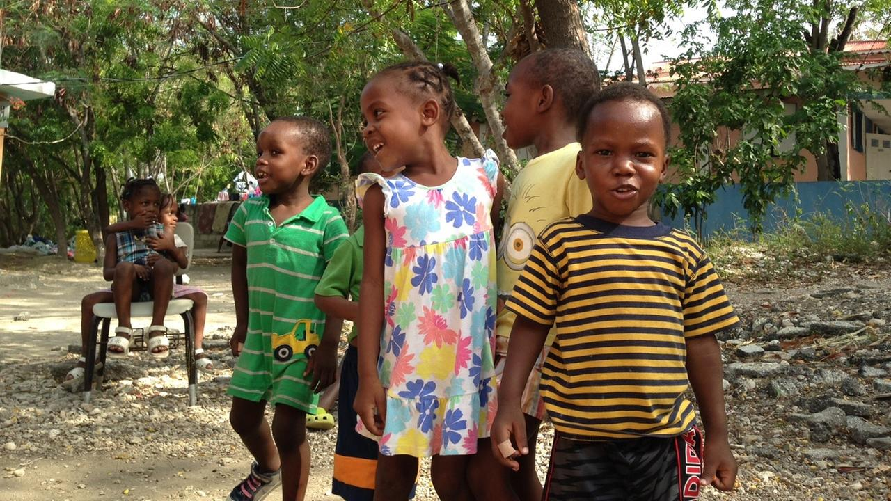 Canaan orphanage in Haiti