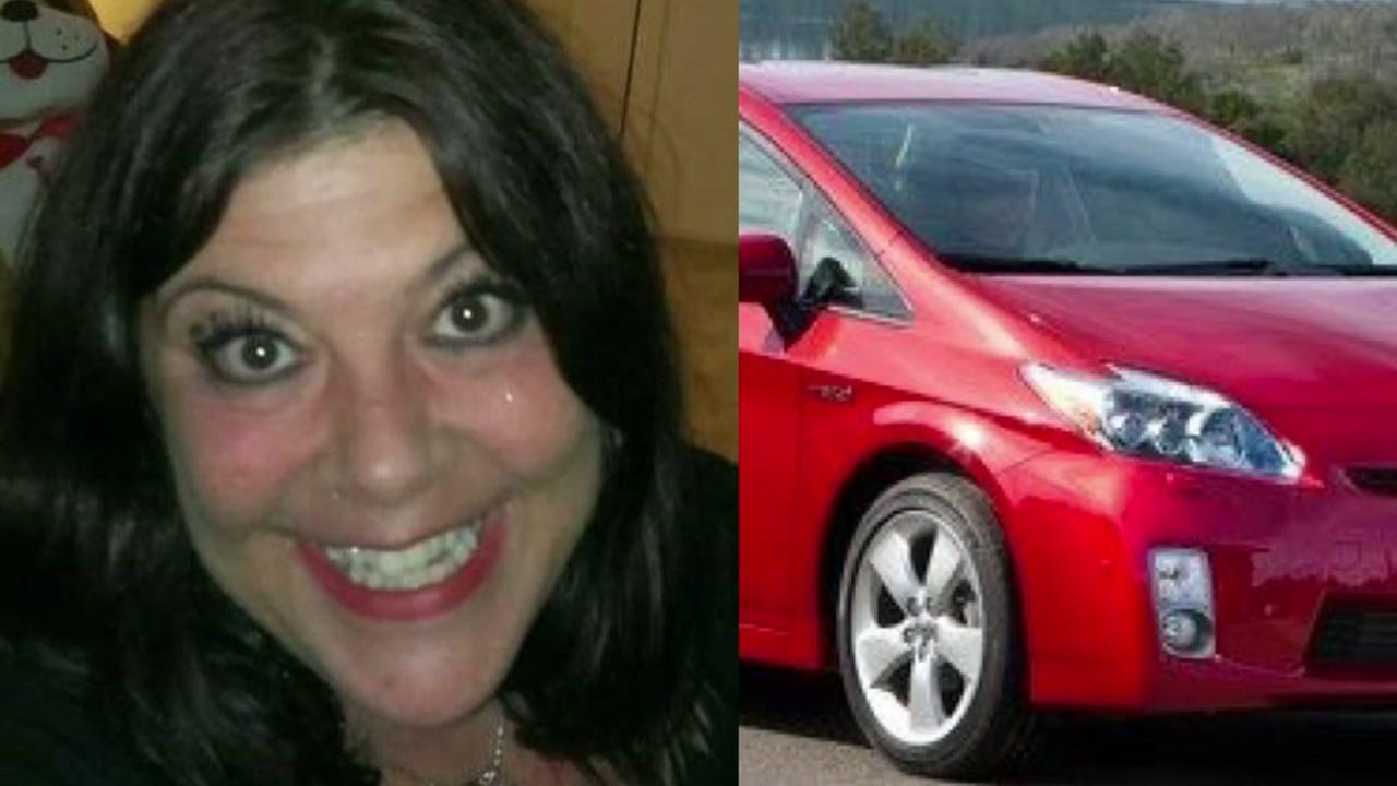 Michelle Blagman - missing woman in Houston