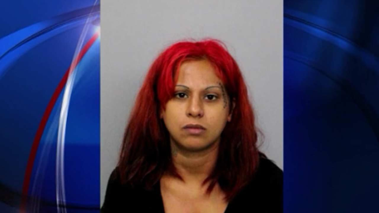 Ashley Rodriguez is accused of holding her own neighbor captive and torturing her.