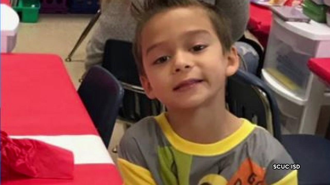 Six year old Kameron Prescott was killed by a Bexar County Sheriffs Deputy