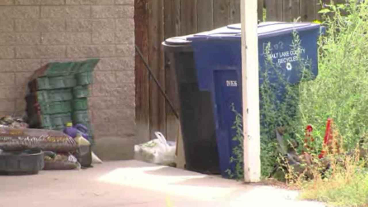 Utah infant abandoned in trash can; mom might have mental problems.