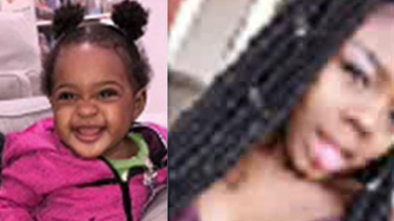 Baby at the center of an early morning Amber Alert found safe.