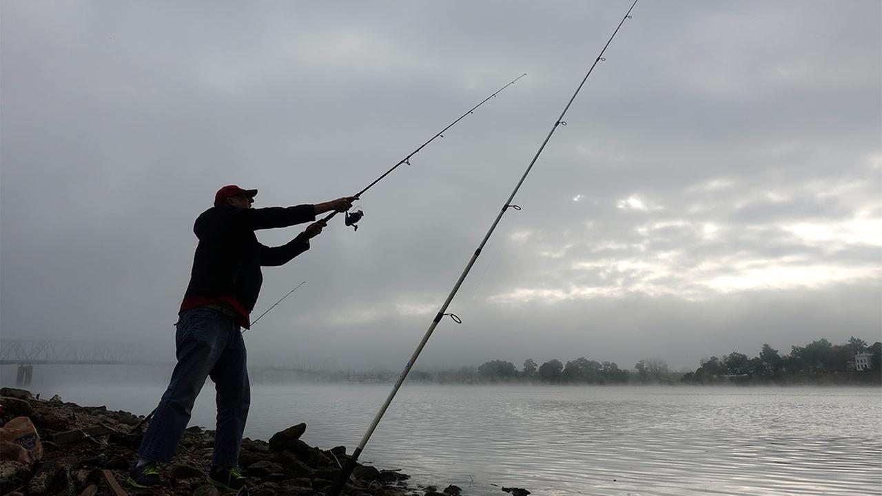 The freezing temperatures forced the Texas Parks and Wildlife Department to issue a temporary saltwater fishing closure.
