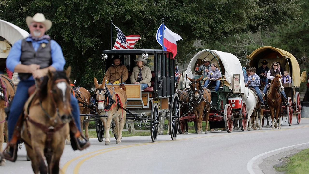 New Attendance Record Set At Houston Livestock Show