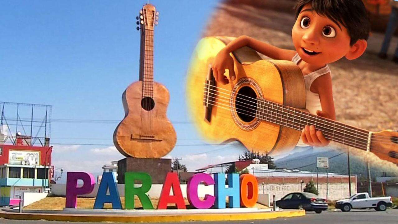 Disneys Coco inspires economic boom for Mexican guitar makers