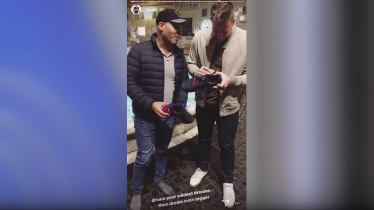 Courtesy: JJ Watt Instagram Stories