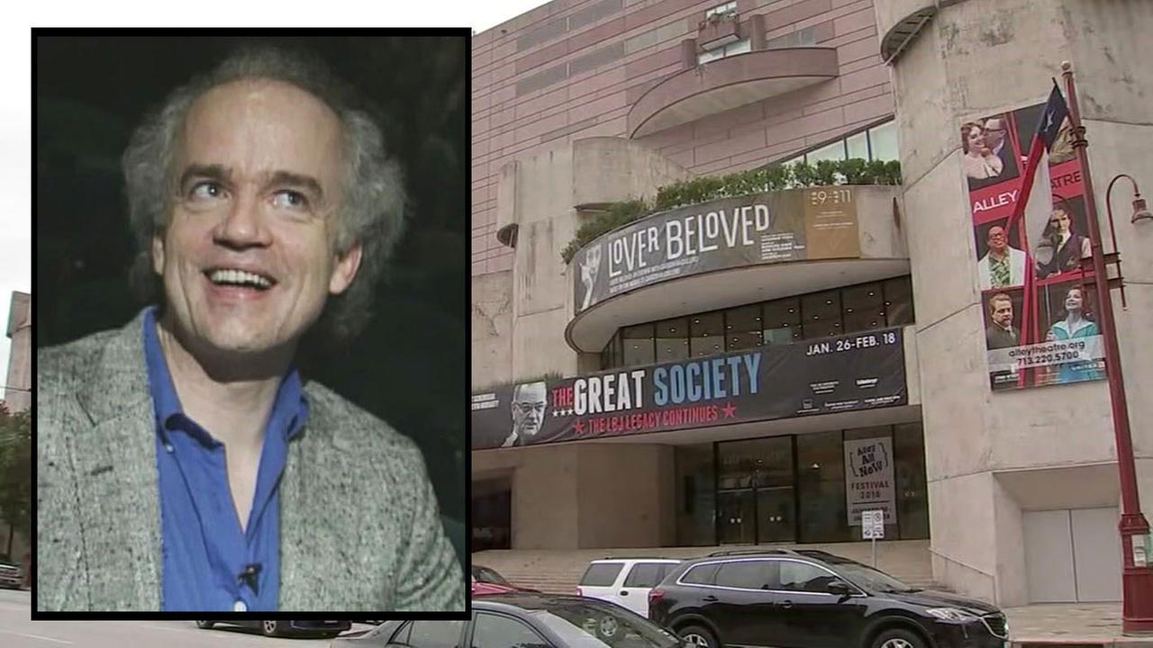 Gregory Boyd - Alley Theatre