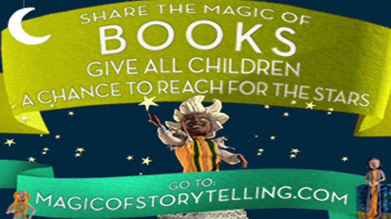 ABC13 and Disney have partnered for the 6th annual Magic of Storytelling initiative to increase literacy in our youth.