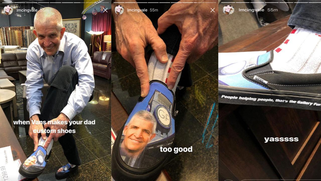vans makes custom shoes for mattress mack abc13 com
