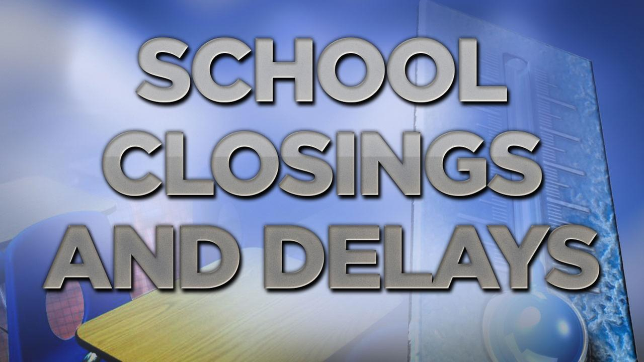 School Cancellation: School Districts Keeping Their Eyes On Wintry Weather