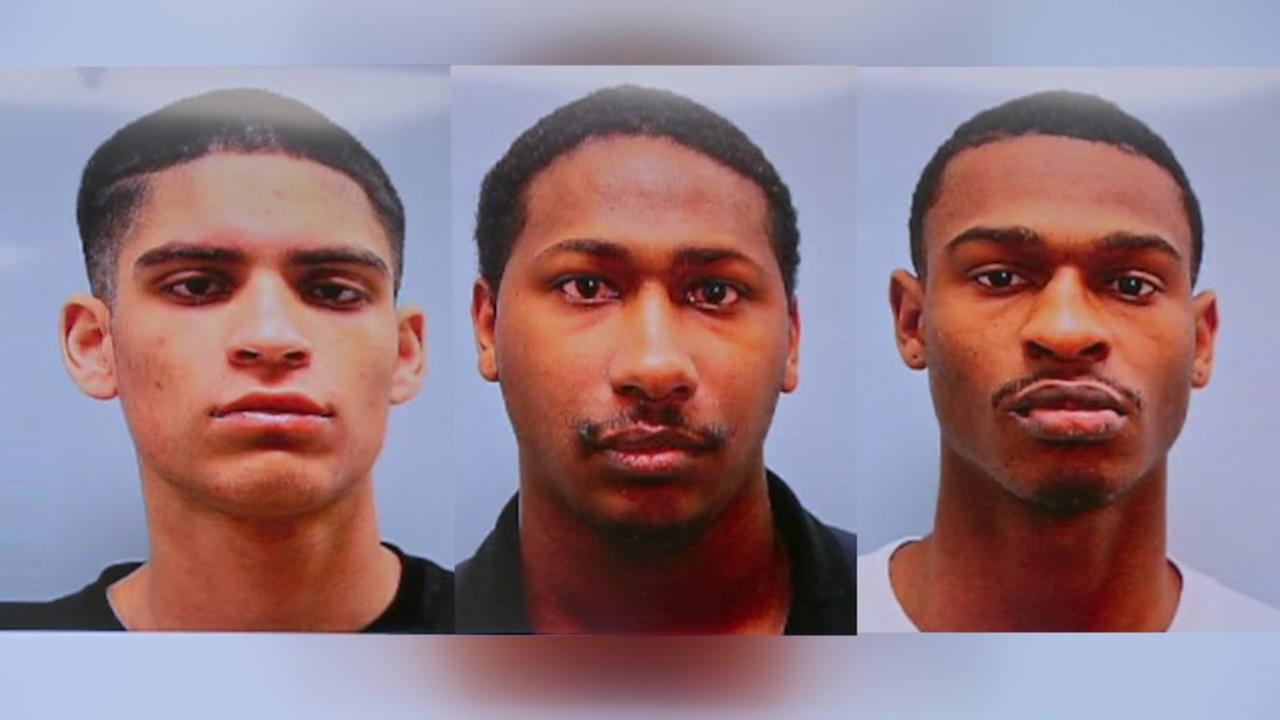 Three suspects arrested in murder of Spring couple