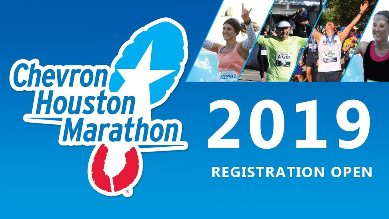 The 2018 Chevron Houston Marathon