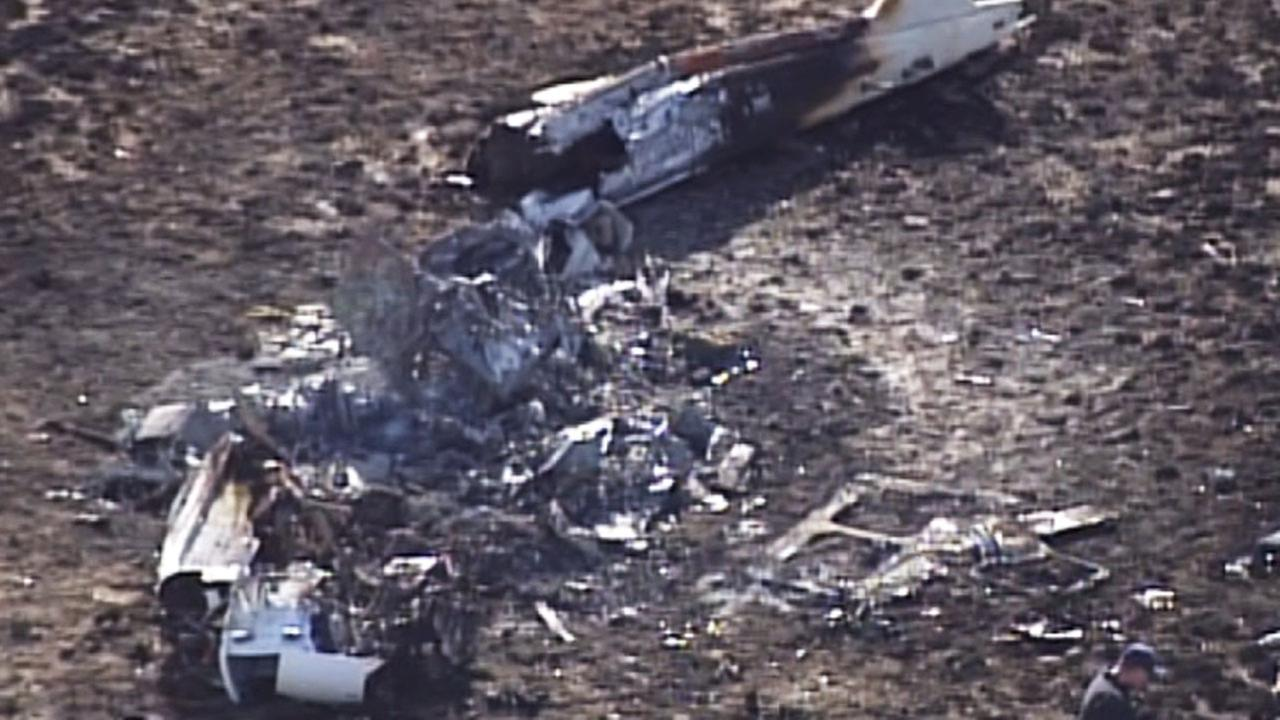 New Mexico helicopter crash