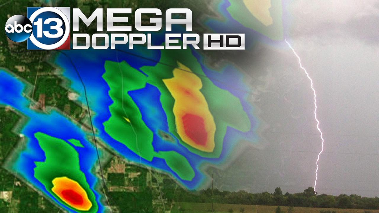 ABC-13 Mega Doppler HD