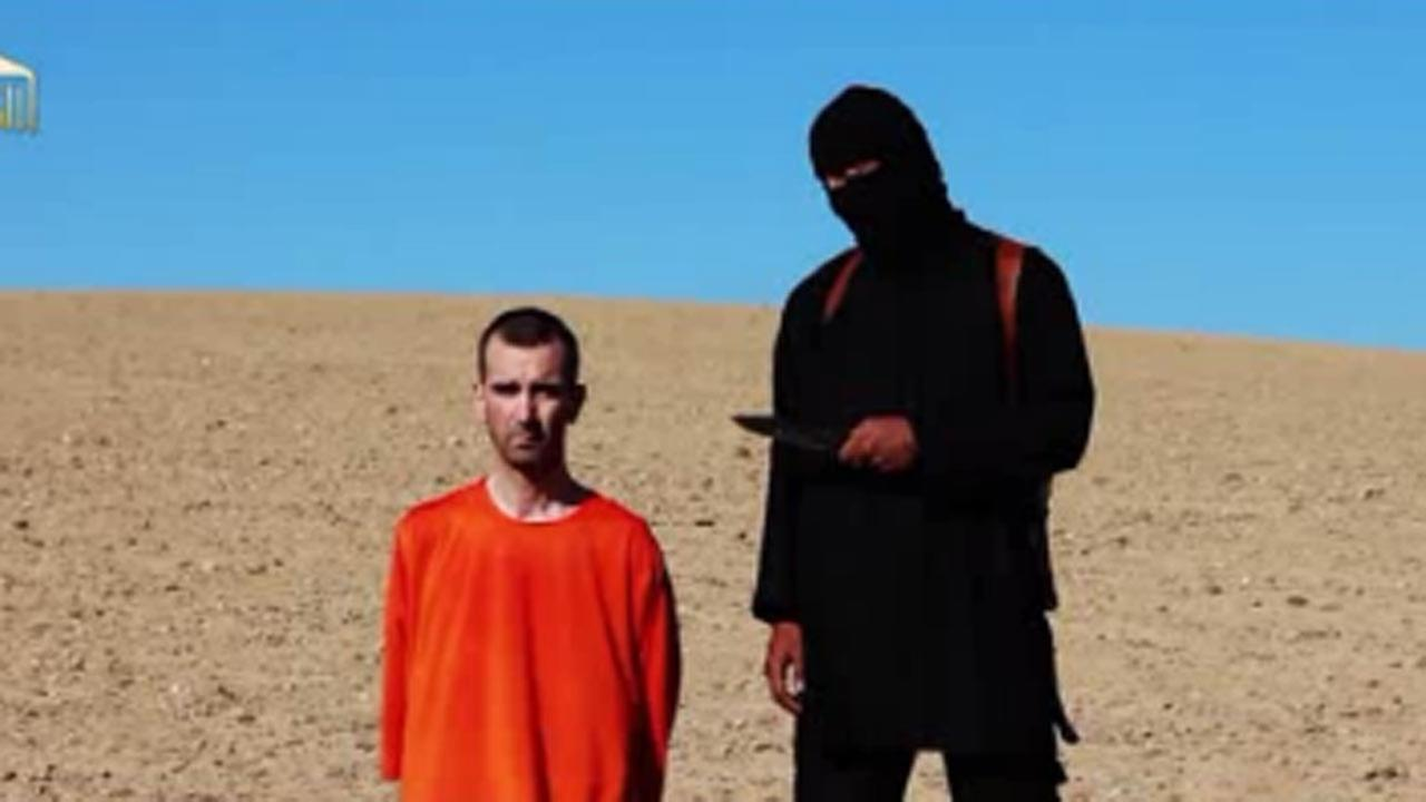 Isis has released a video that appears to show British aid worker David Haines has been executed.