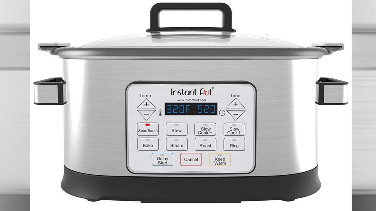 Instant Pot company says there are reports of melting cookers