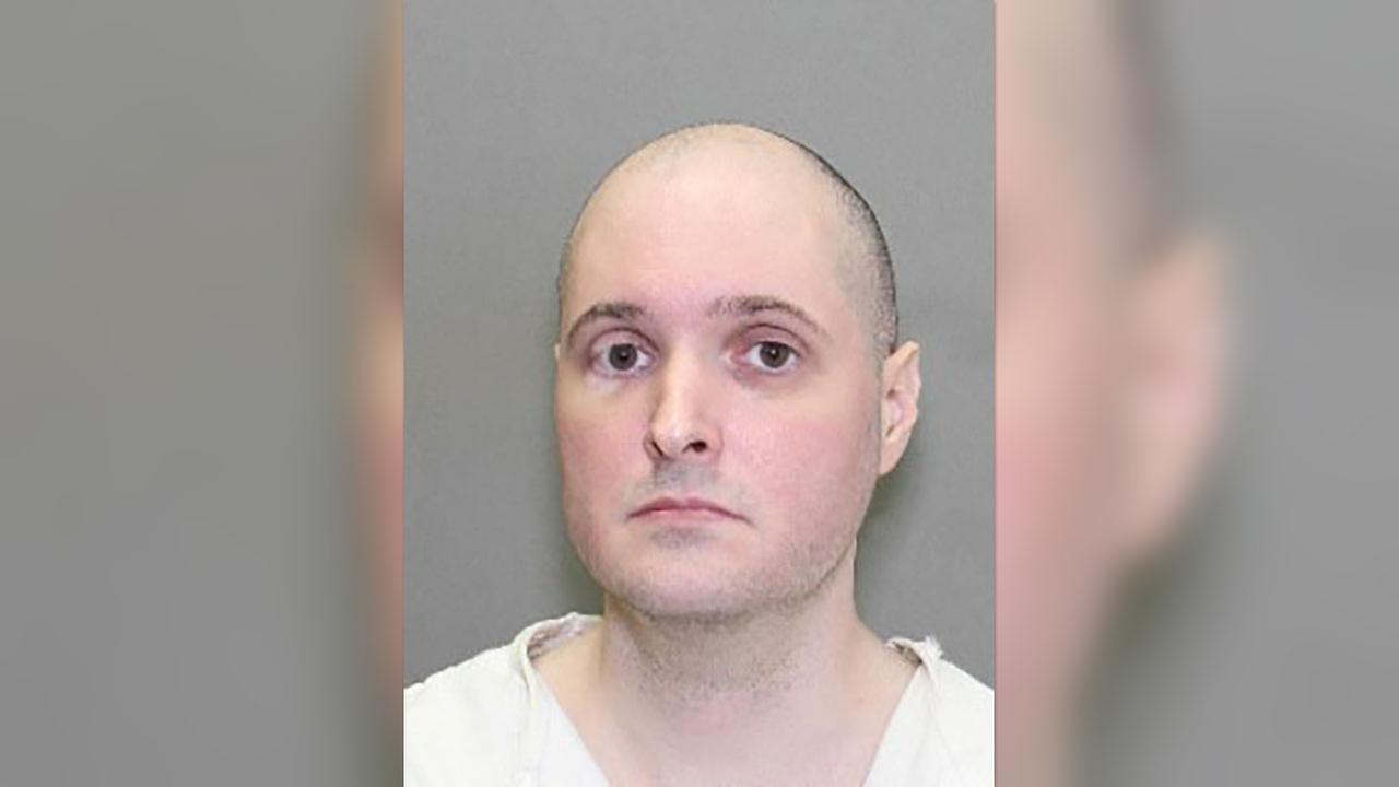 Bart Whitakers latest booking photo, released after his execution was commuted on Feb. 22, 2018.