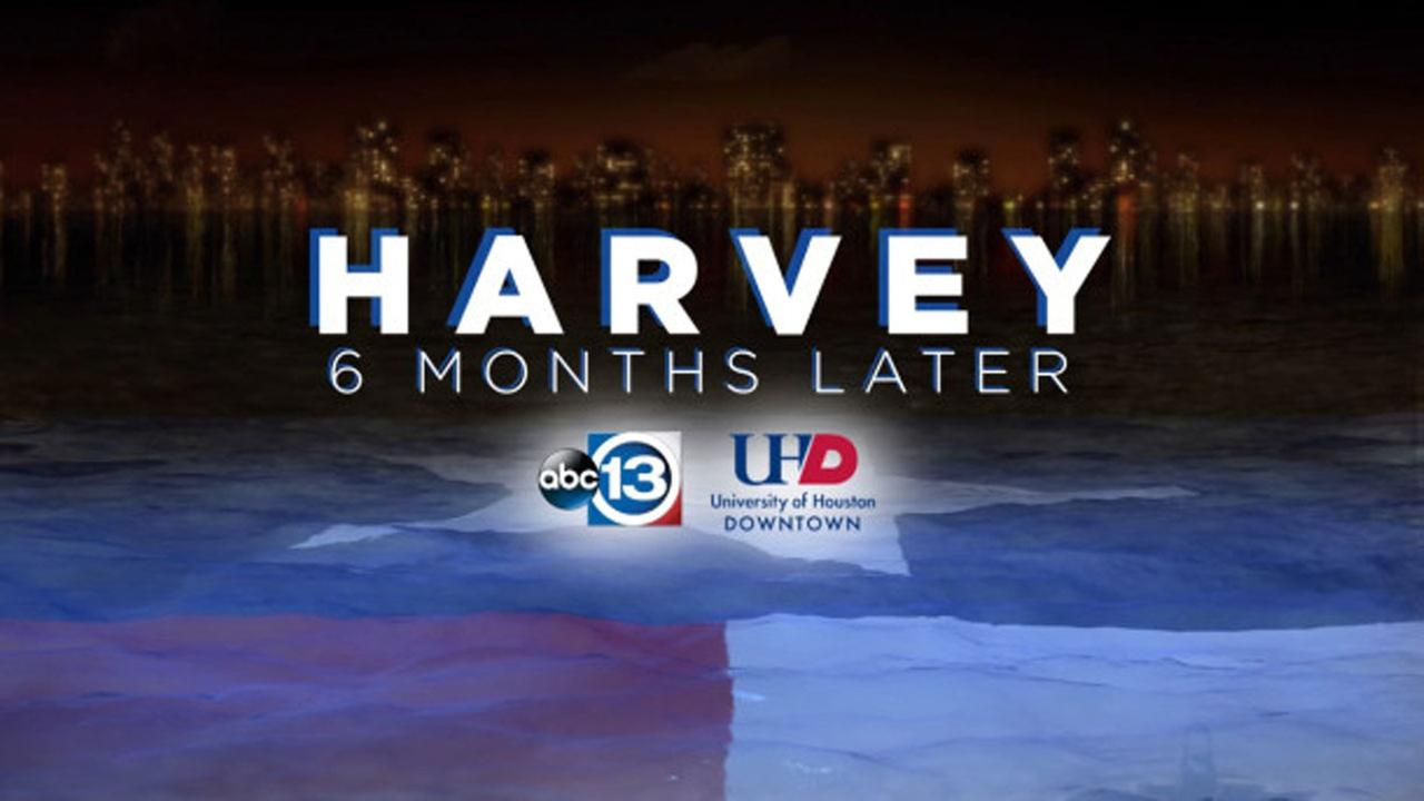 Harvey: 6 Months Later