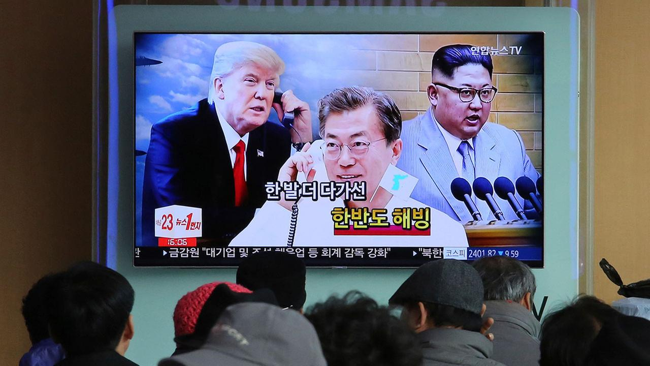 Timeline: From Threats to Possible US-North Korea Summit