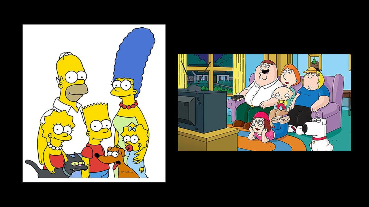 Rape joke on Simpsons, Family Guy crossover on Fox draws attention