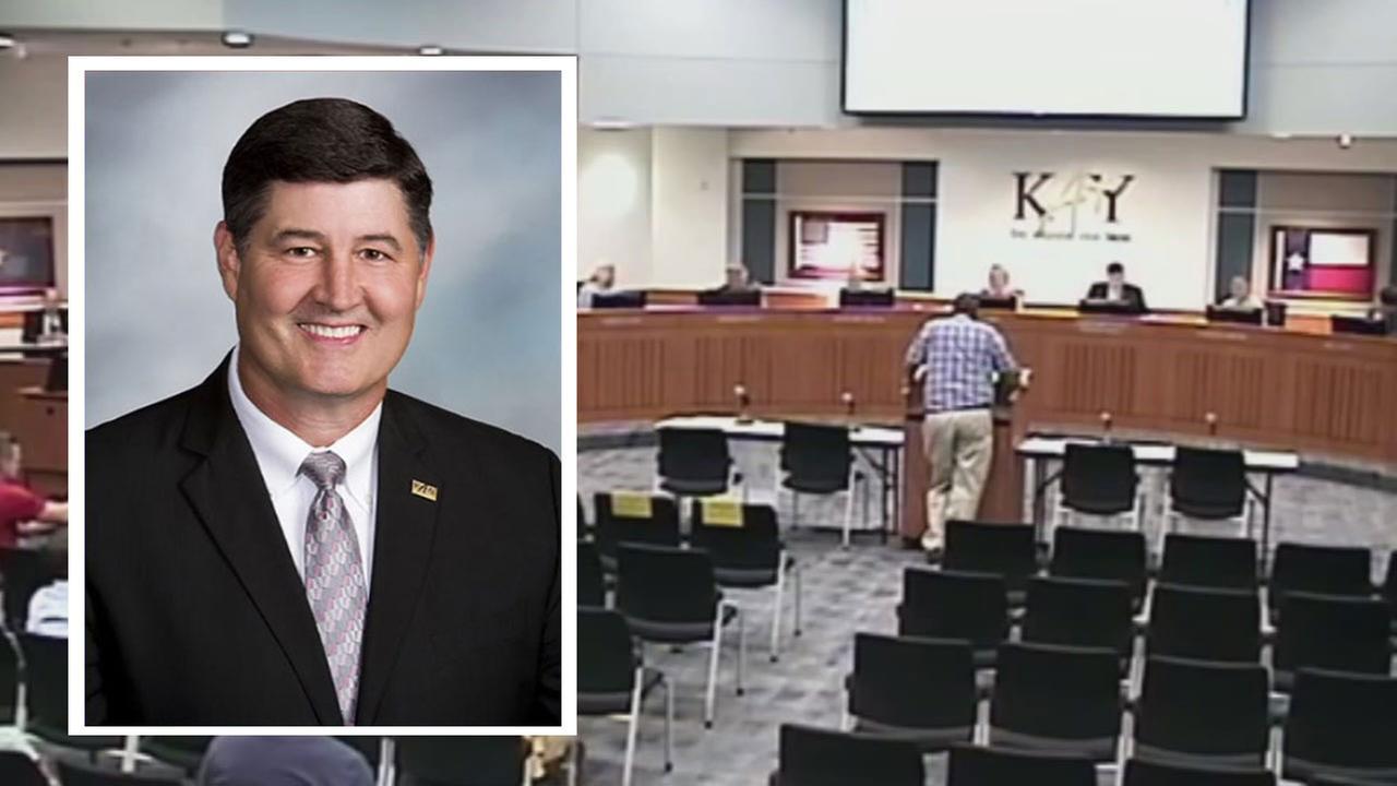 Katy ISD superintendent