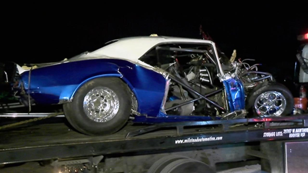 Wilson Killed In Car Wreck In Atlanta