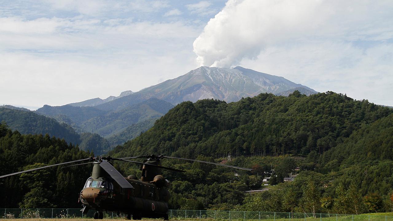 Mount Ontake