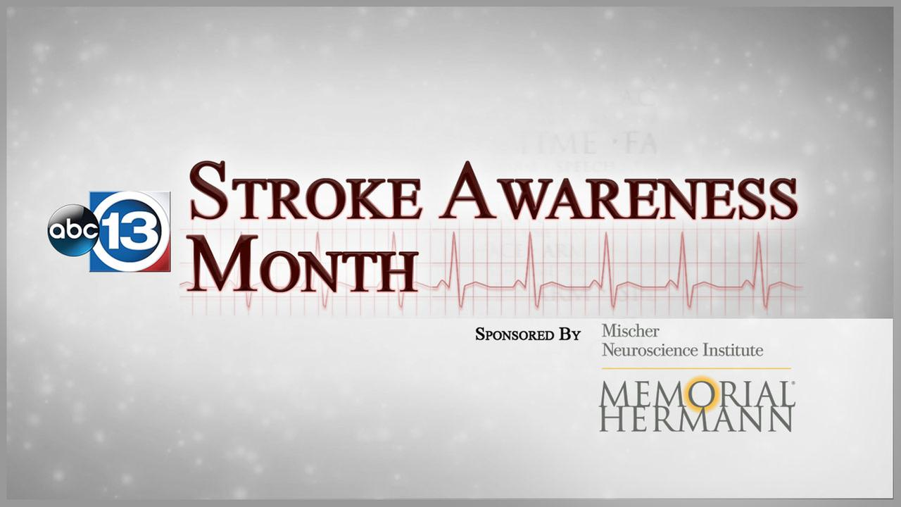 ABC13 Stroke Awareness Month