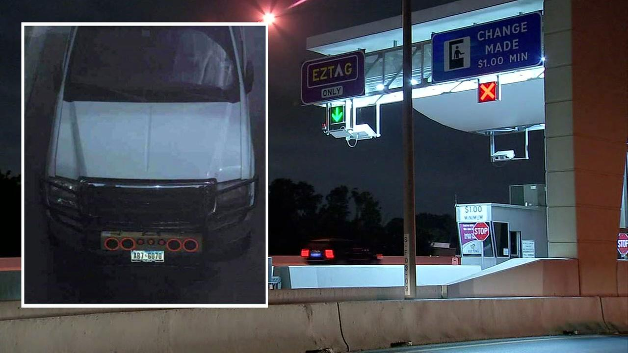 Rosenberg mans toll road error
