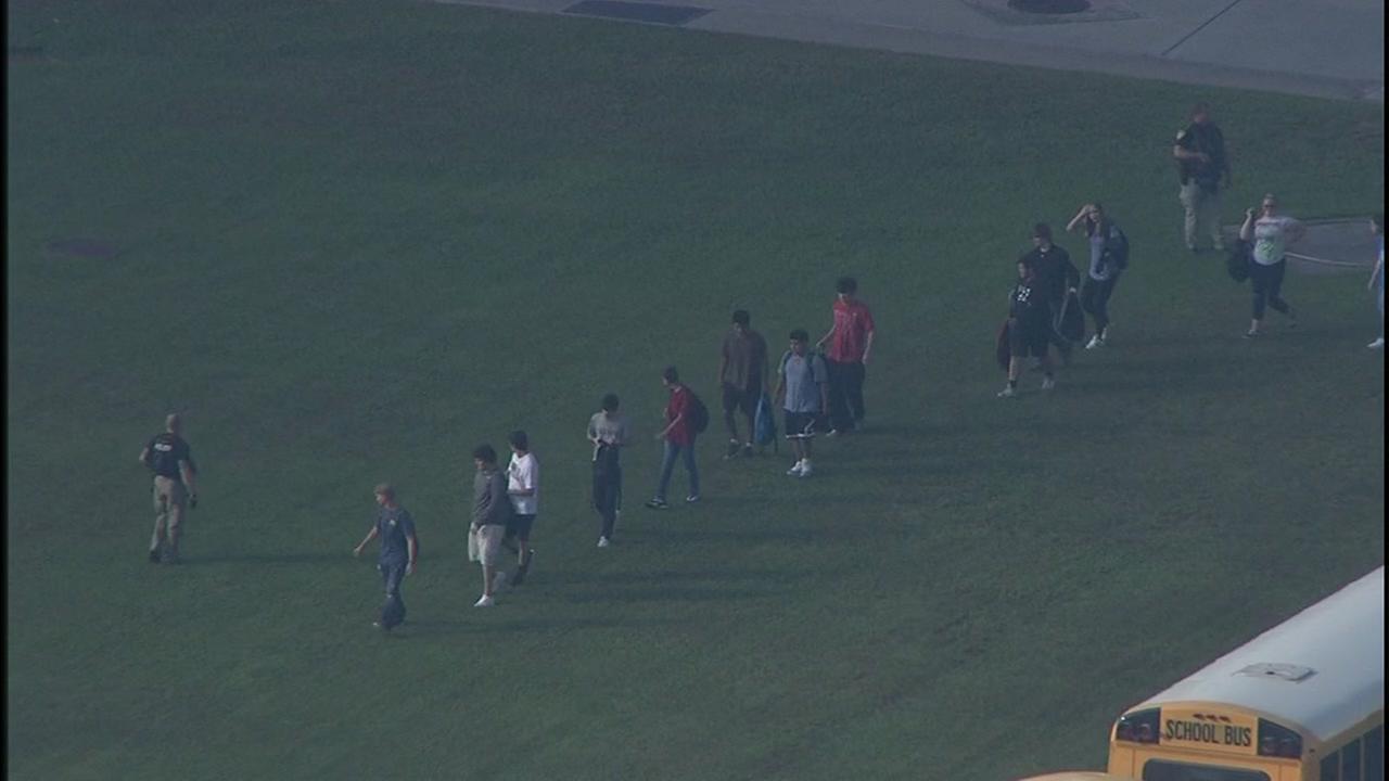 LIVE COVERAGE: Active shooter in custody at Santa Fe HS