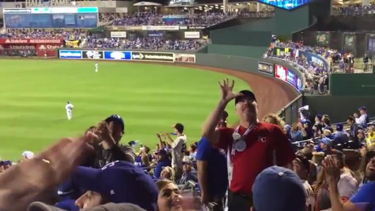 royals peanut guy