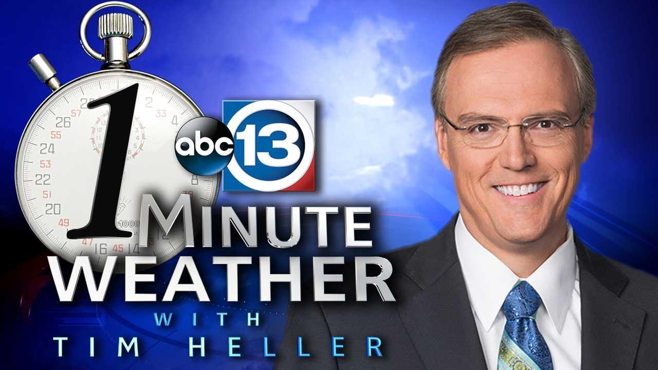 Cold front hits Houston area tonight/tomorrow
