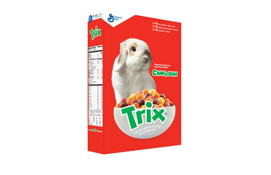<div class='meta'><div class='origin-logo' data-origin='none'></div><span class='caption-text' data-credit='Photo/General Mills'>Cinnabun Wins! Houston bunny is the new face of Trix</span></div>