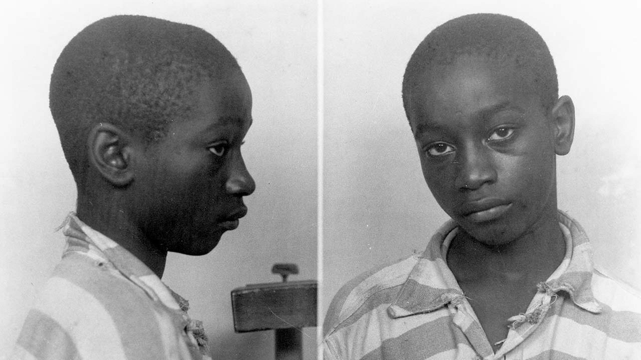 This undated file photo provided by the South Carolina Department of Archives and History shows George Stinney Jr., the youngest person ever executed in South Carolina, in 1944