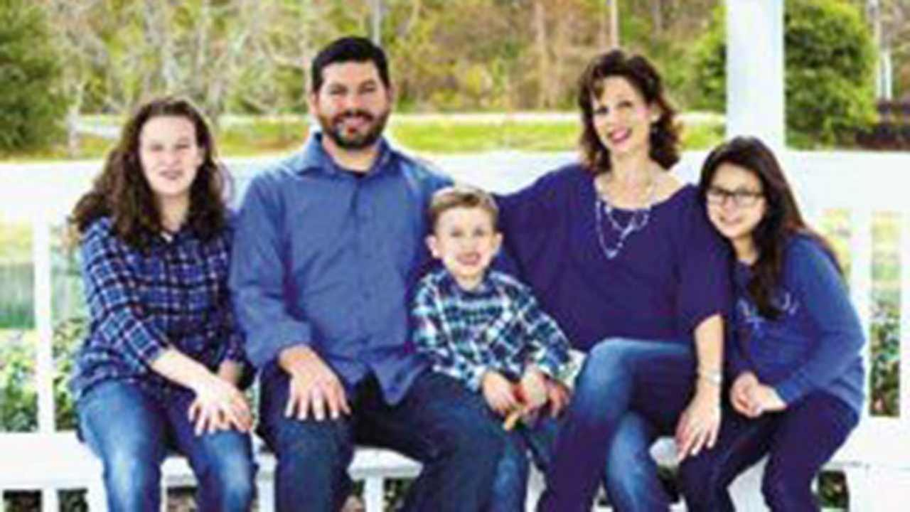 The Guillory Family