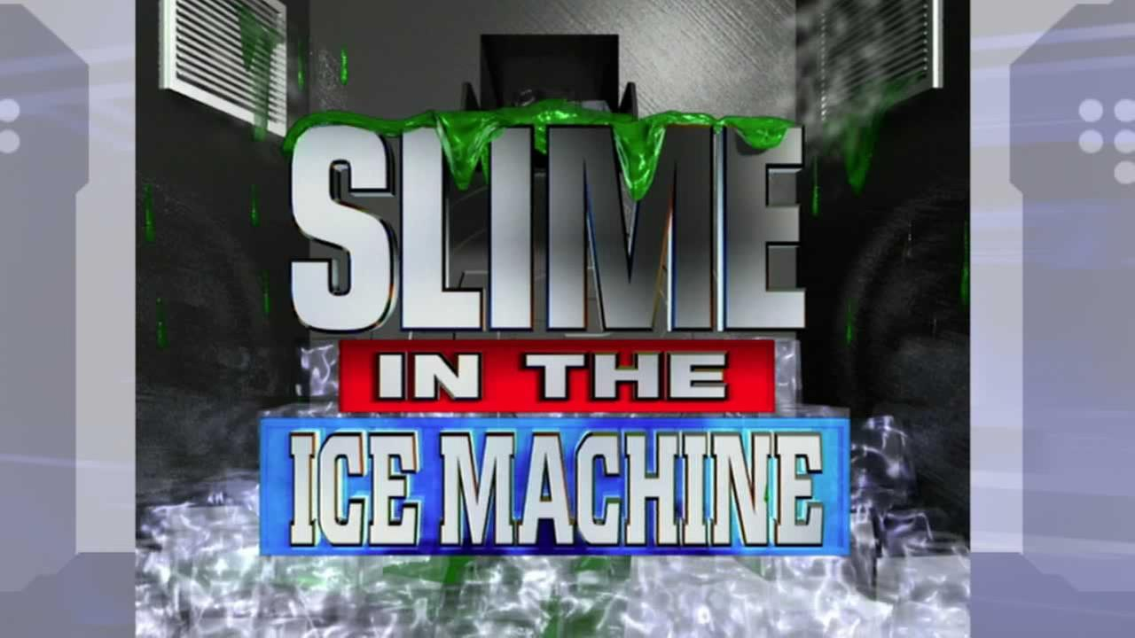 10. Five words - Slime in the Ice Machine!