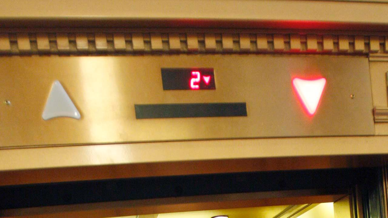 Trapped in elevator? Stay put, PSA says