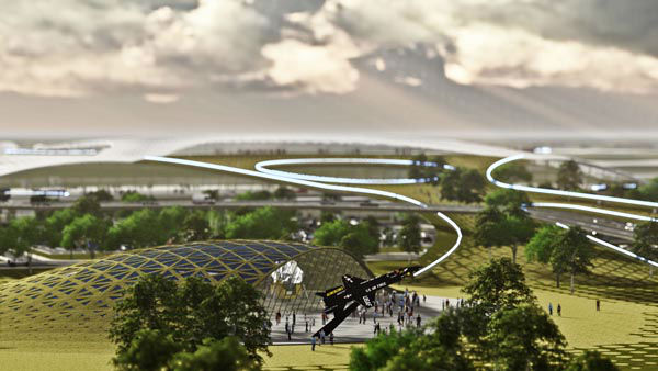 <div class='meta'><div class='origin-logo' data-origin='none'></div><span class='caption-text' data-credit=''>Here's what the Houston Spaceport will look like when construction is finished at Ellington Airport</span></div>