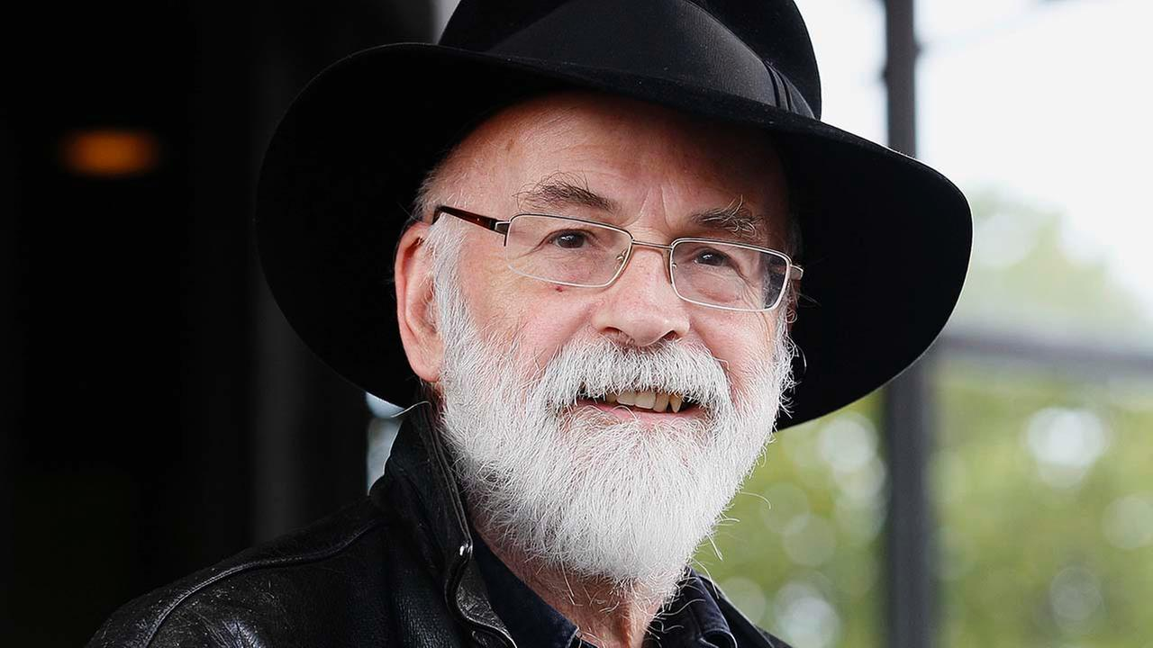 Terry Pratchett AP Photo/Kirsty Wigglesworth