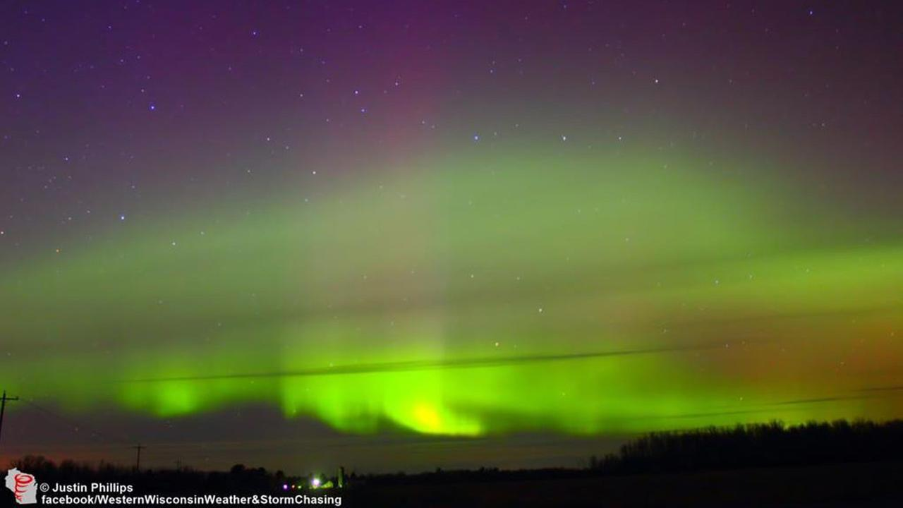 Solar Storm Northern Lights 2015 (page 5) - Pics about space