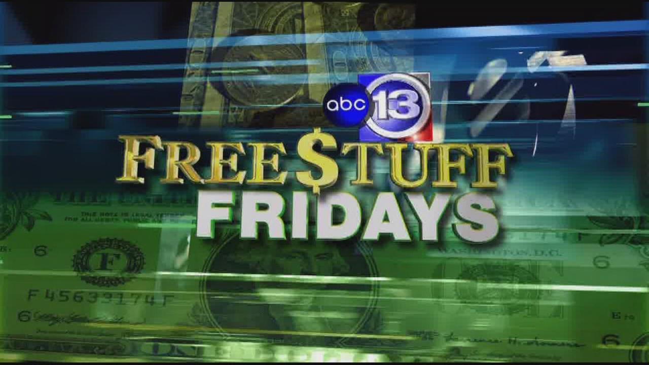 Free Stuff Friday