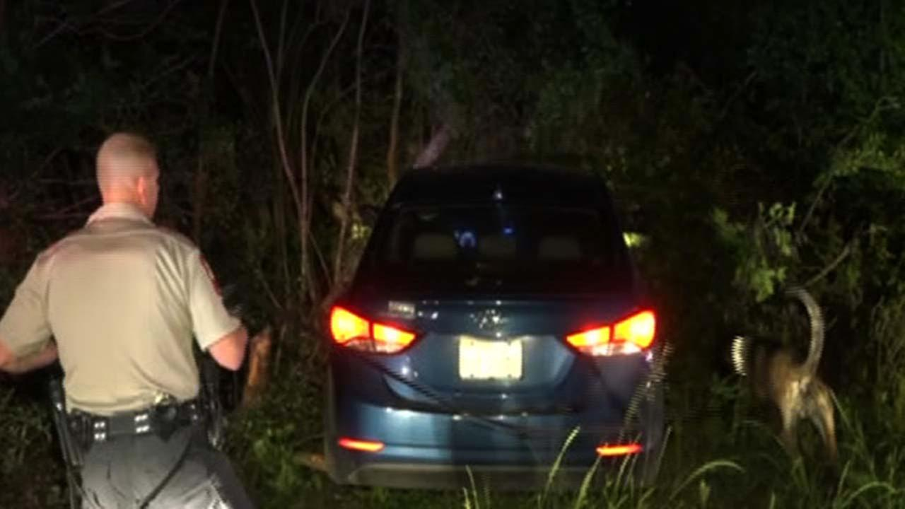 Teen leads deputies on a chase through north Montgomery County