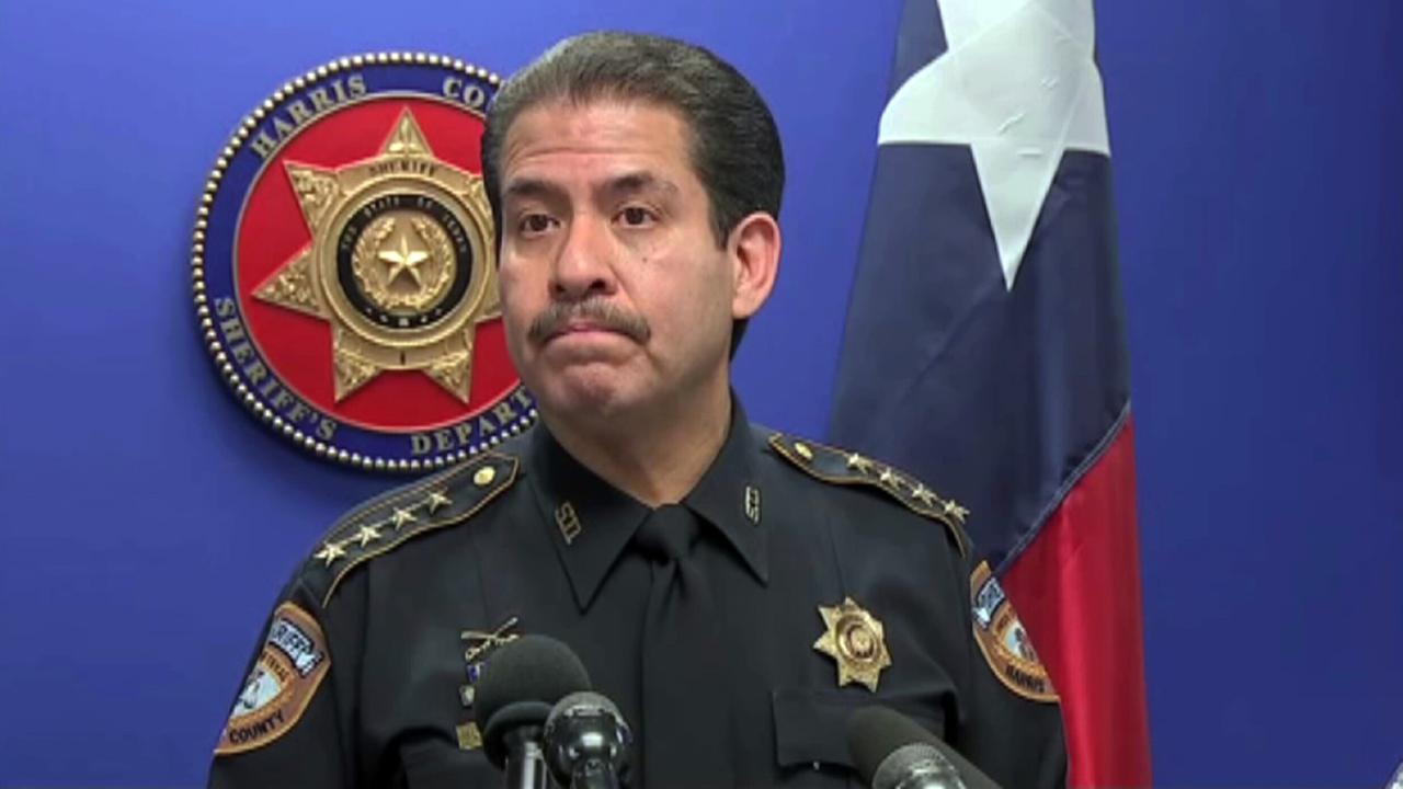 Harris County Sheriff Adrian Garcia