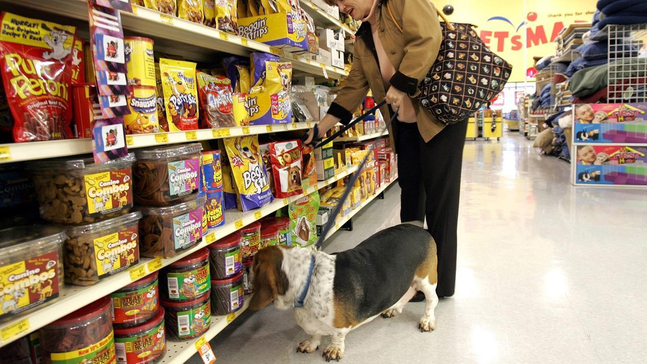 Petsmart Dog Treats China