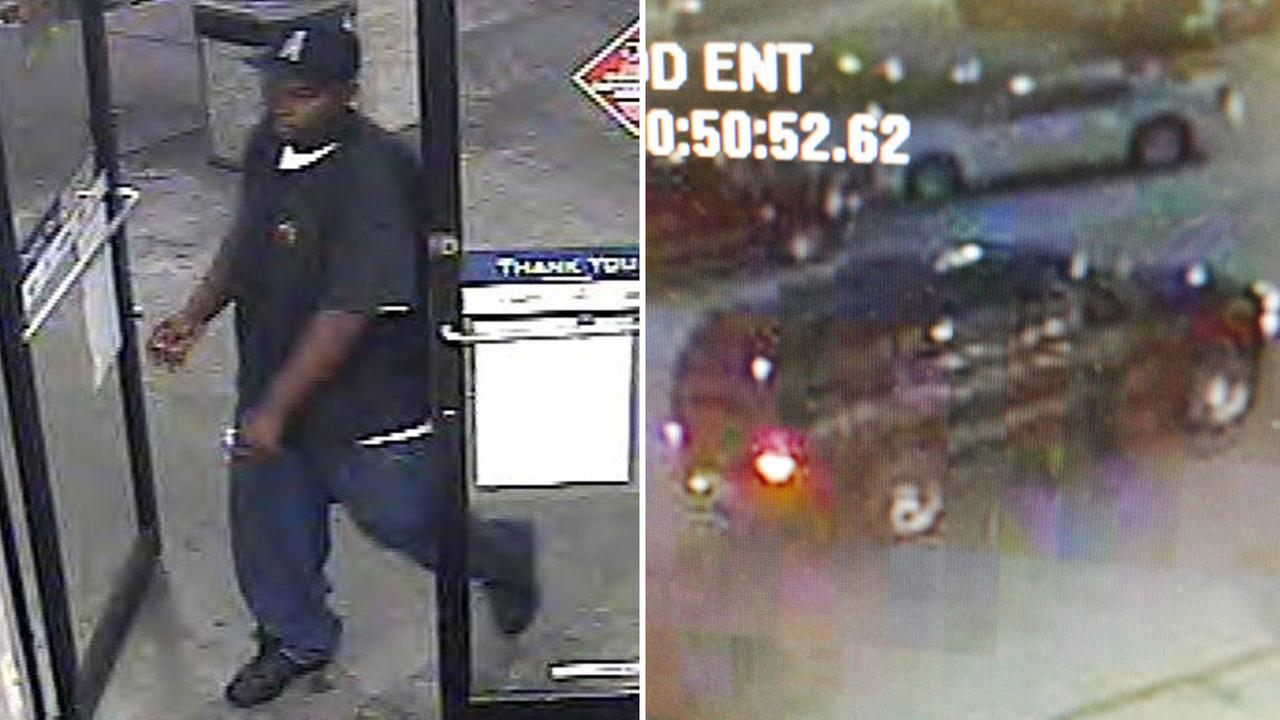 This is the man police suspect attacked and robbed a woman in an Humble parking lot.