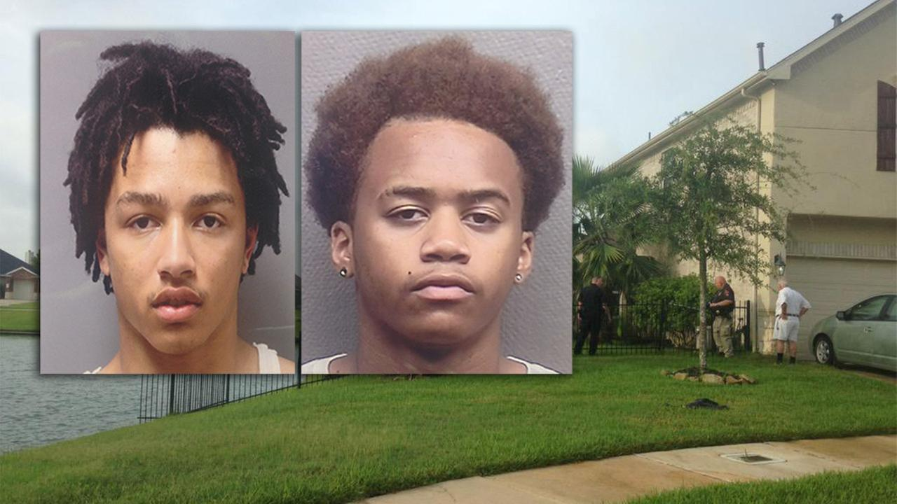 Home invasion suspects